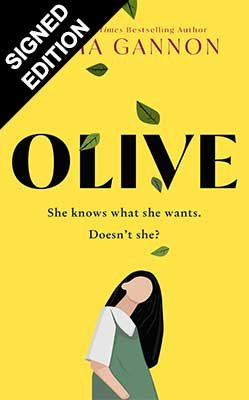 Olive: Signed Bookplate Edition (Hardback)