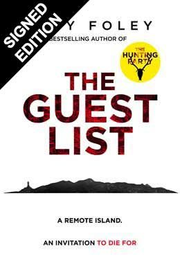 The Guest List: Signed Edition (Hardback)