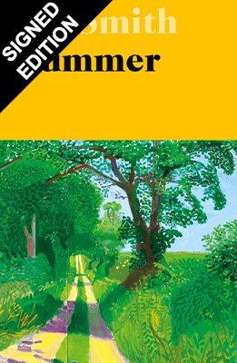 Summer: Signed Edition - Seasonal Quartet (Hardback)