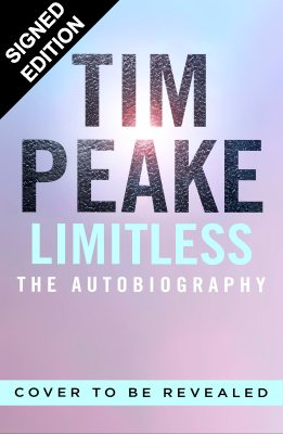 Limitless: The Autobiography: Signed Edition (Hardback)