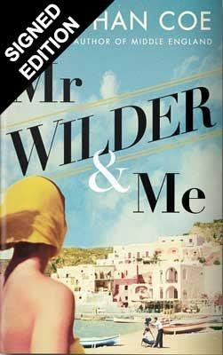 Mr Wilder and Me: Signed Edition (Hardback)
