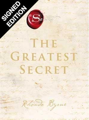 The Greatest Secret By Rhonda Byrne Waterstones