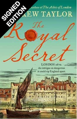 The Royal Secret: Signed Exclusive Edition (Hardback)