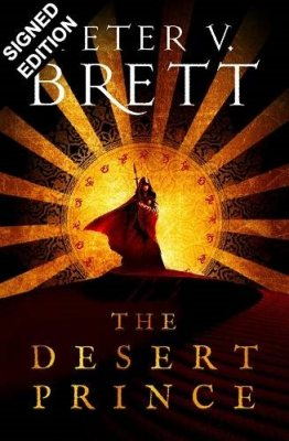 Exclusive international online event with Peter V Brett - in conversation with Katherine Arden