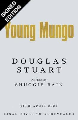 Young Mungo: Signed Edition (Hardback)