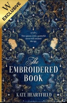The Embroidered Book: Exclusive Edition (Hardback)