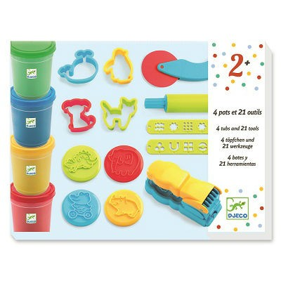 Play Dough Starter Set