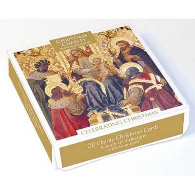Celebrating Christmas x20: Christmas Cards