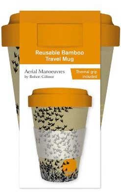 Bamboo Travel Cup Aerial Manoeuvres