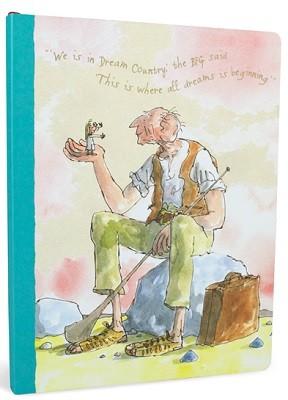 Roald Dahl A5 Journal