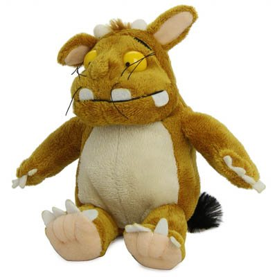 """Gruffalo's Child 5"""" Sitting Plush Toy"""