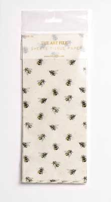 Bees Tissue Paper