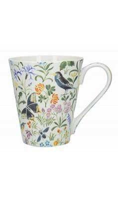 V&A Voysey Boxed Garden mug