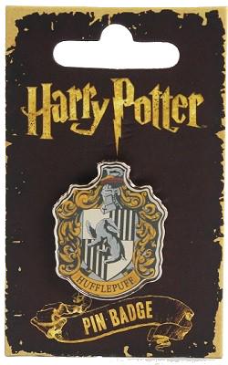 Harry Potter Enamel Badge - Hufflepuff