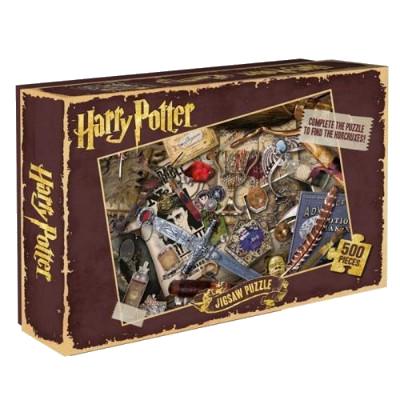 Harry Potter Horcrux 500Pc Jigsaw Puzzle