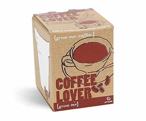 Coffee Lover Grow Me