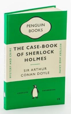 Case-Book Of Sherlock Holmes Penguin Notebook