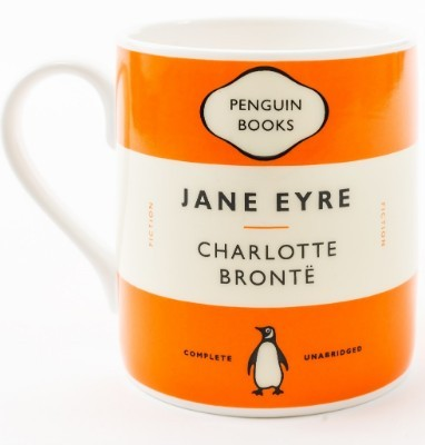 Jane Eyre - Mug (orange)