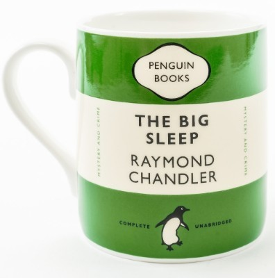 The Big Sleep - Mug (green)