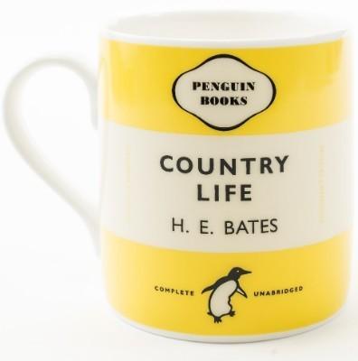 Country Life - Mug (yellow)