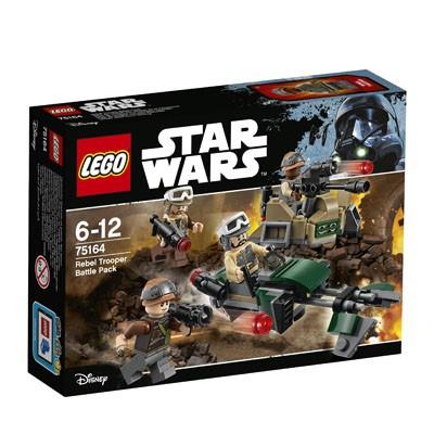 LEGO (R) Star Wars Rebel Trooper Battle Pack: 75164