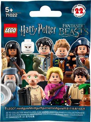LEGO (R) Harry Potter Minifigures: 71022