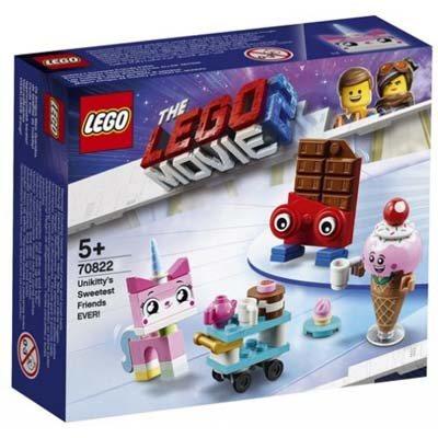 LEGO (R) Movie 2 Unikitty's Sweetest Friend Ever!: 70822