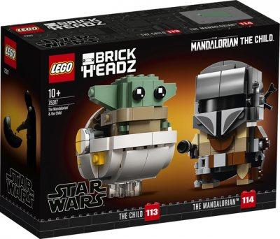 LEGO (R) Star Wars The Mandalorian & The Child