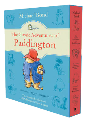 The Classic Adventures of Paddington (Hardback)