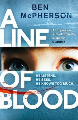 A Line of Blood (Paperback)