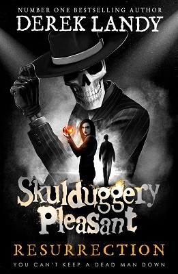 Resurrection - Skulduggery Pleasant 10 (Hardback)