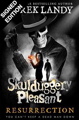 Resurrection - Skulduggery Pleasant 10 (Hardback)