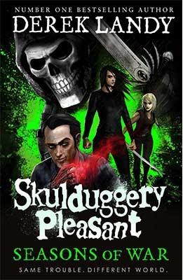 Seasons of War - Skulduggery Pleasant 13 (Hardback)