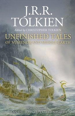 Unfinished Tales (Hardback)