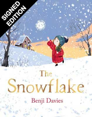 The Snowflake: Signed Bookplates (Hardback)