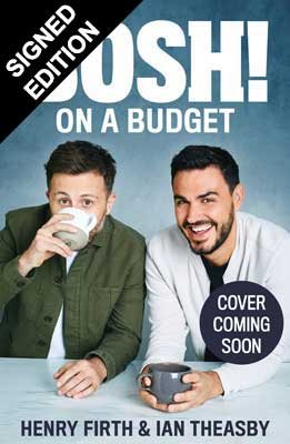 BOSH on a Budget: Signed Exclusive Edition (Paperback)