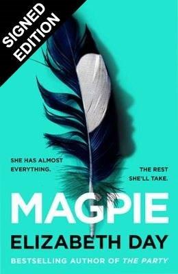 Magpie: Signed Edition (Hardback)