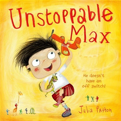 Unstoppable Max (Paperback)