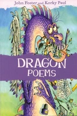 Dragon Poems (Paperback)