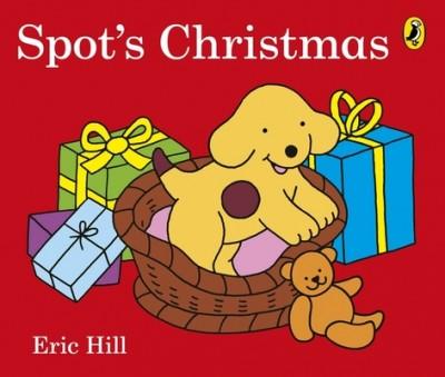 Spot's Christmas (Board book)