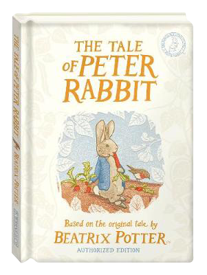 The Tale of Peter Rabbit: Gift Edition (Hardback)