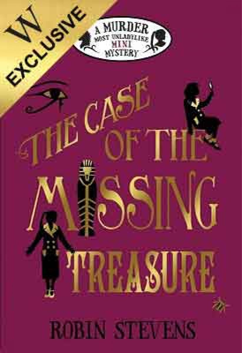 The Case of the Missing Treasure: Waterstones Exclusive (Paperback)