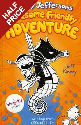 Rowley Jefferson's Awesome Friendly Adventure  (Hardback)