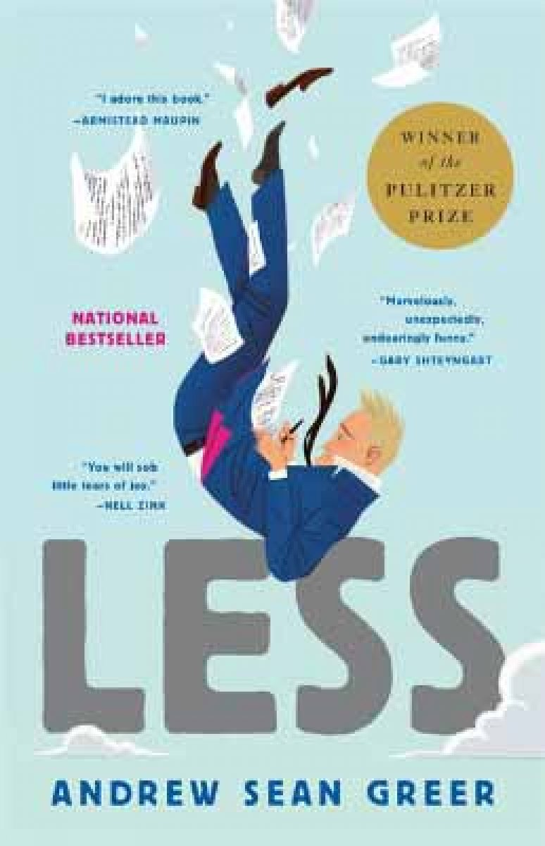 Less (Paperback)