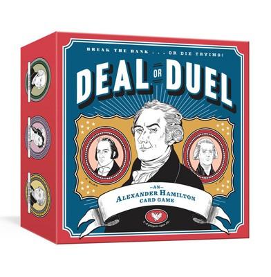 Deal or Duel Hamilton Game: An Alexander Hamilton Card Game