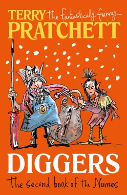 Diggers: The Second Book of the Nomes - The Bromeliad (Paperback)