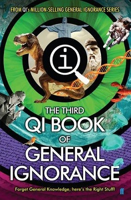 QI: The Third Book of General Ignorance (Hardback)