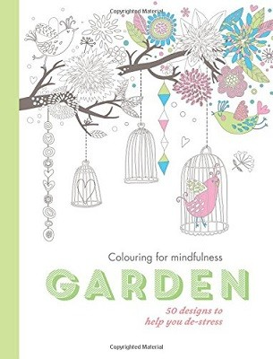 Garden: 50 designs to help you de-stress (Paperback)