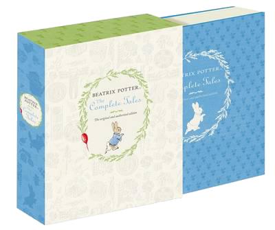 Beatrix Potter The Complete Tales (Hardback)
