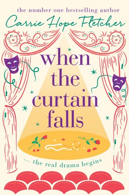 When The Curtain Falls (Hardback)